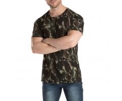 Camiseta Camuflada P.A.