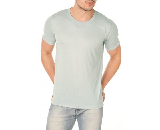 KIT 10 peças - Camiseta de Poliéster / Sublimática Gelo