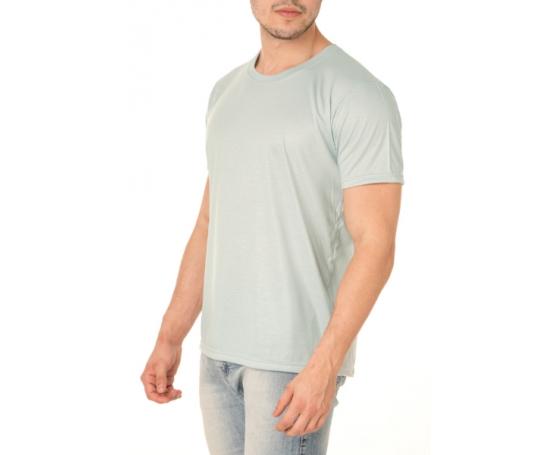 Camiseta de Poliéster/Sublimática Gelo